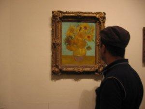 Los girasoles de Van Gogh