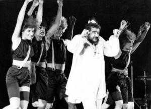 Espectáculo de La Carátula, dirigido por Antonio González, ganador del Off del Festival de Avignon.
