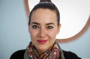 Marina Perezagua retrato